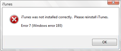 Fix Windows Error 193