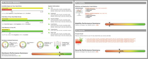 Reimage Report Screenshot